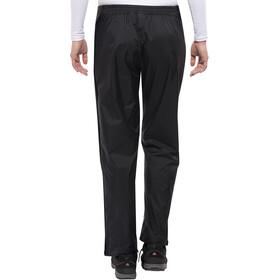 Marmot PreCip Pantalones con cremallera completa Tamaño Corto Mujer, black